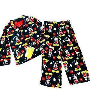 Mickey Mouse Pj's 3T New